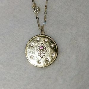Jewelry - Gold adjustable necklace
